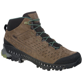La Sportiva Pyramid GTX Shoes Men mocha/forest